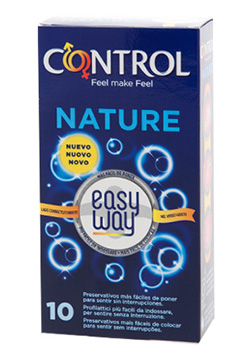 Preservativos Control Nature Easy Way 10 Uds.