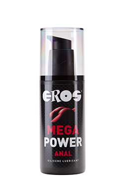 Lubricante Mega Power Anal 125 ml