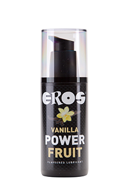 Lubricante Vainilla Power Fruit 125 ml