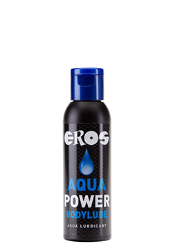Lubricante Aqua Power Bodylube 50 ml
