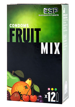 Fruit Mix Surtido 12 Uds