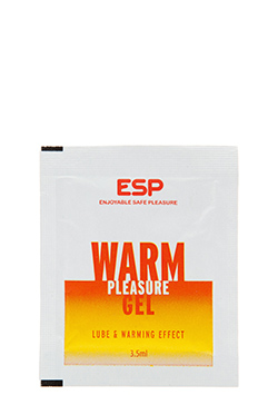 Warming Lube 3.5 ml