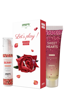 Let's Play Kit Sweet Hearts & Strawberry
