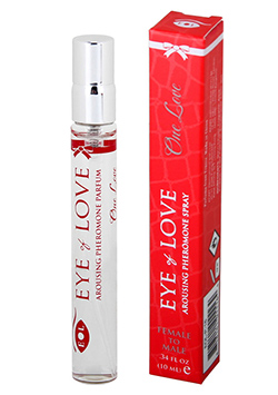 Perfume De Feromonas Femenino - One Love 10 ml.