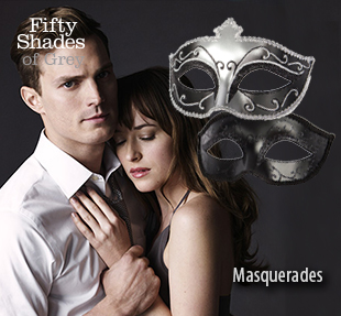 Masks On MasqueradeTwin Pack