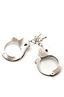 You Are Mine Metal Handcuffs