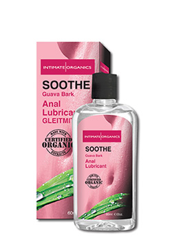 Lubricante Anal Soothe 60 ml.