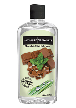 Chocolate-Menta Lubricante Calor 120 ml.