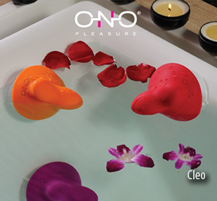 ONO Cleo Orange Massager