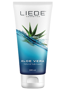 Lubricante Natural Con Aloe Vera 100 ml.