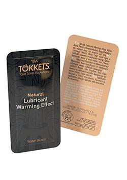 Toka Natural Warming Effect Lubricant