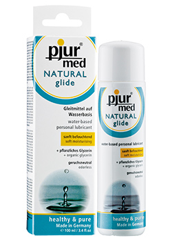 Med Natural Glide Lubricante 100 ml