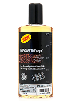 Warm Up Café Aceite Calor