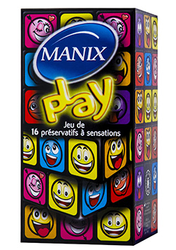 Manix Play 16 Uds.