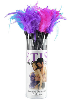 Lover´s Feather Ticklers 24 pcs