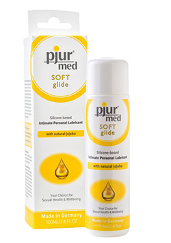 Pjur Med Soft Glide 100 ml.
