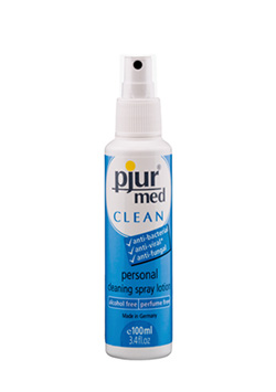 Limpiador Pjur Med Clean Spray 100 ml