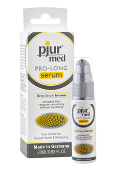 Pjur Med Pro-Long Serum Retardante 20 ml.
