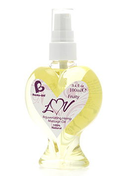 Luv Oil Fruity Aceite Masaje