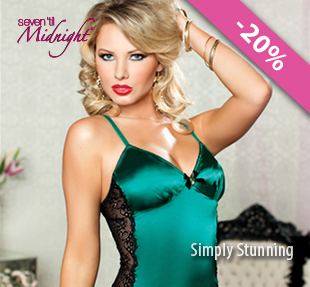 Simply Stunning Green Chemise