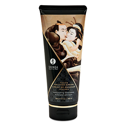 Shunga Massage Cream - Intoxicating Chocolate