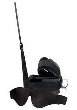 Kit Romantico Restraint Negro