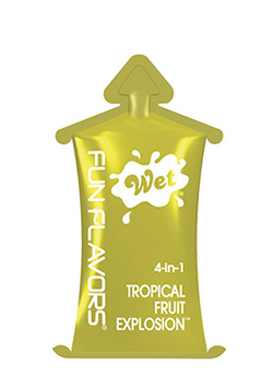 Fun Flavors Heating 4 en 1 Sabor Tropical Fruit Explosion 10 ml