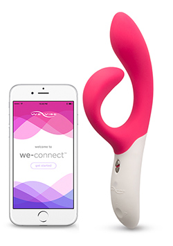 We Vibe Nova Vibrador Rabbit Rosa